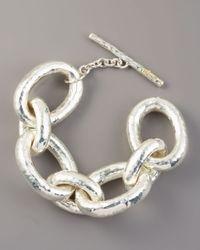 Ippolita | Metallic Glamazon Chunky Link Bracelet | Lyst