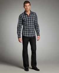 John Varvatos | Blue Kingston Eclipse Jeans for Men | Lyst