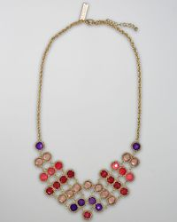 Kendra Scott | Brown Tiffany Necklace, Coronet | Lyst