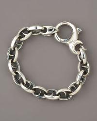 Stephen Webster | Metallic Thorn Link Bracelet for Men | Lyst