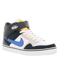 Nike | Black 6 0 Mogan Mid 2 Se Trainers for Men | Lyst