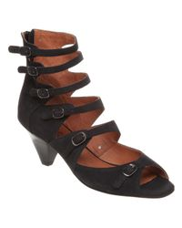 Office - Get A Grip Black Leather - Lyst