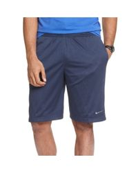 Nike | Blue Drifit Monster Mesh Shorts for Men | Lyst