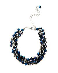 Coast | Blue Sapphire Bracelet | Lyst