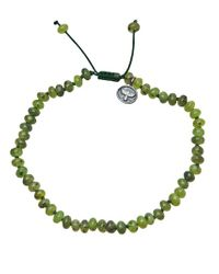 Joseph Brooks | Green British Columbian Jade Bracelet for Men | Lyst
