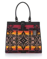 L.A.M.B. | Multicolor Cheyenne Tote | Lyst