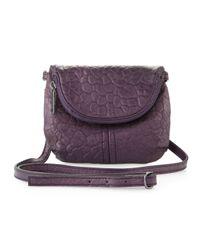 Lodis | Purple Lexy Cross-body Bag Eggplant | Lyst