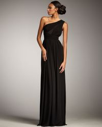 Robert Rodriguez | Black Lisa One-shoulder Gown | Lyst