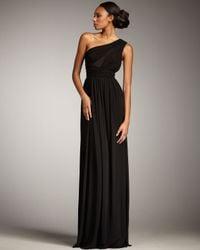 Robert Rodriguez - Black Lisa One-shoulder Gown - Lyst