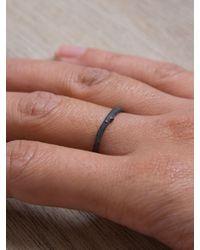 Damir Doma - Metallic Damir Doma Womens Aque Silver Branch Ring - Lyst