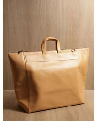 Isaac Reina | Brown Isaac Reina New Standard Weekend Bag for Men | Lyst