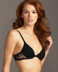 La Perla | Black Souple Push-up Bra | Lyst