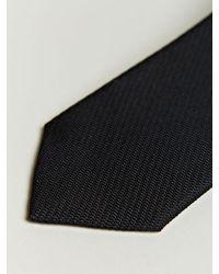 Balenciaga   Blue Balenciaga Mens Jacquard Corde Tie for Men   Lyst