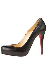 Christian Louboutin | Black Roland Pumps | Lyst