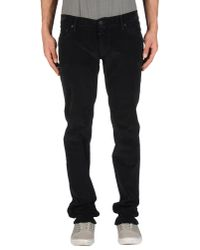 Dolce & Gabbana | Black Casual Trouser for Men | Lyst