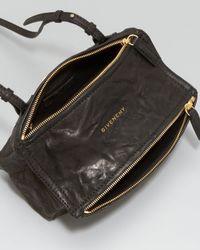 Givenchy | Blue Pandora Mini Crossbody Bag | Lyst