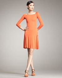 Ralph Lauren Black Label - Orange Varana Dress - Lyst