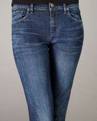 Citizens of Humanity - Blue Avedon Spectrum Skinny Jeans - Lyst
