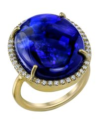 Irene Neuwirth | Metallic Opal Diamond Ring | Lyst