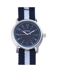 Nixon | Blue Sam for Men | Lyst