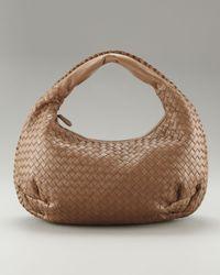Bottega Veneta   Brown Veneta Belly Bag   Lyst