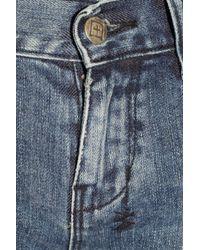 Ksubi - Blue Super Skinny Midrise Jeans - Lyst