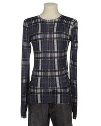 Christopher Kane | Blue Crewneck Sweater for Men | Lyst