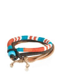 ASOS - Multicolor Formentera Bracelet Pack for Men - Lyst