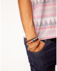 ASOS - Multicolor Formentera Bracelet Pack for Men - Lyst