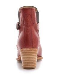 Rag & Bone | Brown Durham Boots | Lyst
