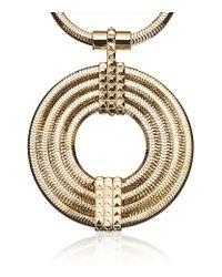 Lara Bohinc - Metallic Apollo Necklace - Lyst