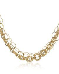 Tateossian | Metallic Rendell Layered Necklace | Lyst