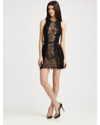 Sachin & Babi | Black Mckenzie Lace Dress | Lyst