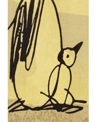 Marni - Yellow Brian Reaprint Cotton T-shirt - Lyst