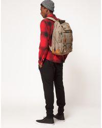 PUMA - Natural Backpack for Men - Lyst
