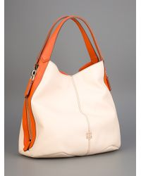 Givenchy | Beige Two Tone Tote Bag | Lyst