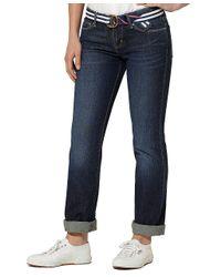 Brooks Brothers | Blue Bold Curve Levis Straight Leg Jeans | Lyst