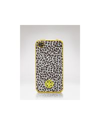 Tory Burch   Black Iphone Case Dunraven Soft   Lyst
