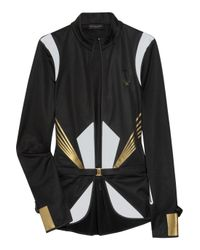 Lucas Hugh | Black Prince Albert Performance Running Jacket | Lyst