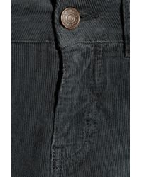 Notify | Black Bamboo Midrise Skinny Corduroy Jeans | Lyst
