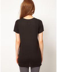 Zoe Karssen | Black Bat T-shirt | Lyst