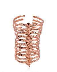 Bjorg - Pink After Eden Long Spine Bracelet - Lyst
