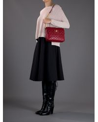 Marc Jacobs | Purple Quilted Bag | Lyst