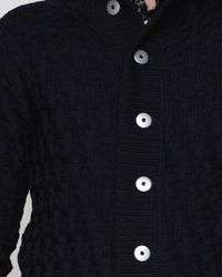 S.N.S Herning - Blue Stark Navy Cardigan for Men - Lyst