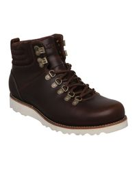 UGG | Brown M Capulin Casual Boots for Men | Lyst