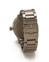 Nixon | Brown The 5130 Watch | Lyst