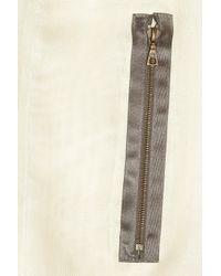 Marni | White Gauze Duster Coat | Lyst