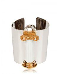 Delfina Delettrez | Metallic Emploi Du Temple Ii Bracelet | Lyst