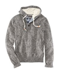H&M | Gray Hooded Jacket for Men | Lyst