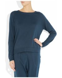 Dagmar | Blue Amida Merino Wool Sweater | Lyst